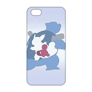 3D Cartoon Pikachu Pokemon Pocket Monsters For SamSung Galaxy S4 Mini Phone Case Cover