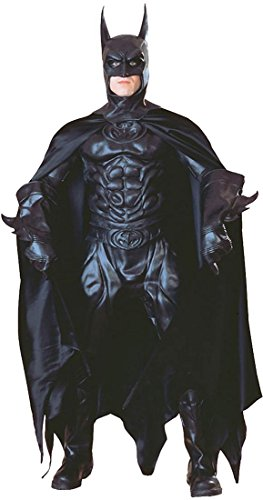 Edition Costumes Adult Collectors Batman (Collector's Batman Adult Costume -)