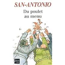 Du poulet au menu (SAN ANTONIO t. 29) (French Edition)