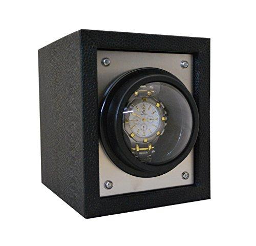Orbita Piccolo Stainless Steel Watchwinder 1 (Winder Orbita Battery Watch)