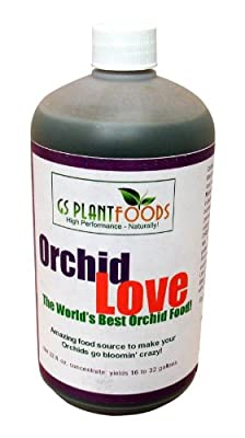 Orchid Love- The World's Greatest Orchid Food!