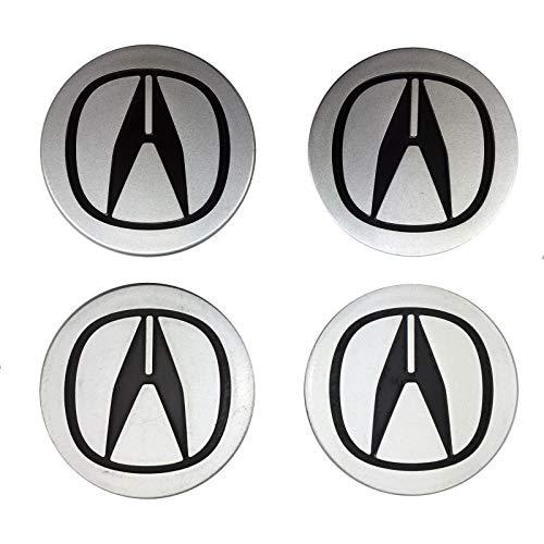 Acura Set of 4 OEM Center Caps for 1996-2011 Integra EL TL RSX CL TSX MDX RDX CSX 4732-S6M-00