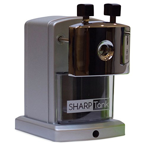 SharpTank Portable Sharpener Metallic Classroom