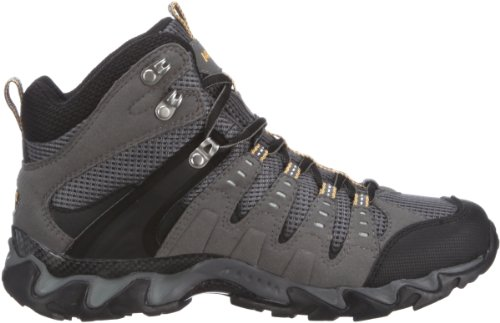 Meindl Respond Mid Gtx, Men's High Rise Hiking Shoes Grey (Anthrazit/Mais 31)