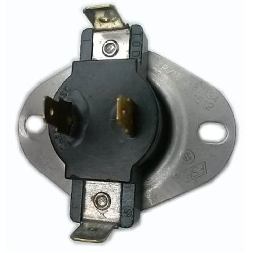 3387134 - Admiral Aftermarket Replacement Dryer Cycling Thermostat Temperature (Amana Clothes Dryer Thermostat)
