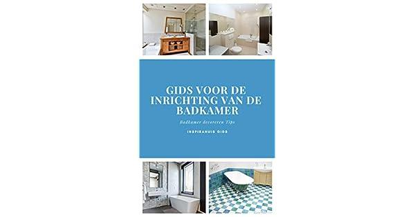 Badkamer Inrichten App : Gids voor de inrichting van de badkamer inspirahuis gids book