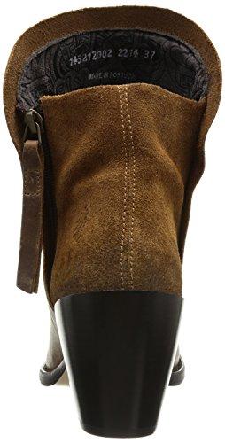 Donne Olio Camoscio Da Cowboy Tappeto London Delle Stivali Cammello Cammello Di Fly Così tfxOanw0fX