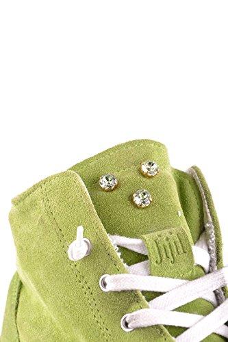 JIJIL Zapatillas Para Mujer Verde Verde It - Marke Größe