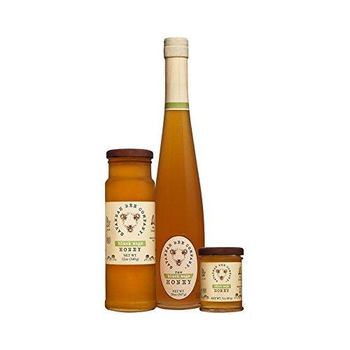 Wild Sage Honey - Savannah Bee Company Black Sage Honey 20oz