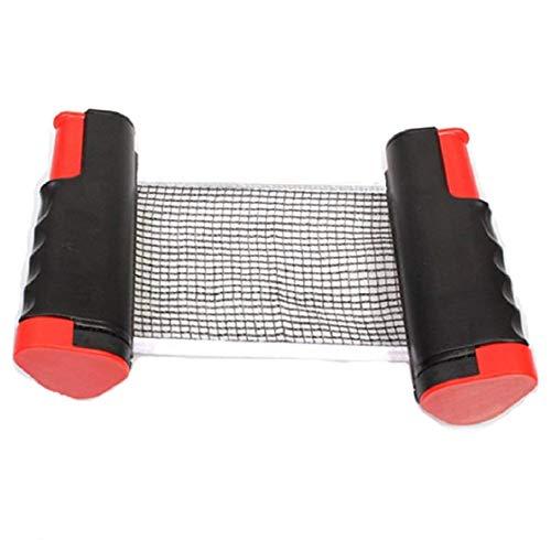 New Portable Retractable Telescopic Table Tennis Net Rack