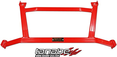 Tanabe TUB072F Sustec Front Underbrace for 2003-2006 Mitsubishi Lancer EVO8 CT9A by Tanabe