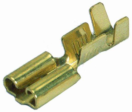 Phonocar 4/567569 - Terminale faston femmina, 100 pezzi, colore 04569