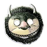 Where the Wild Things Are Plastic Mask Party Cake Topper