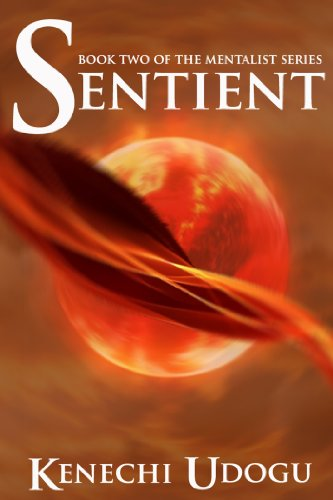 Sentient (The Mentalist Series Book 2)