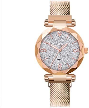 Ultramall BC51 Women Student Casual Simple Small Fresh Waterproof Fashion Quartz Watch