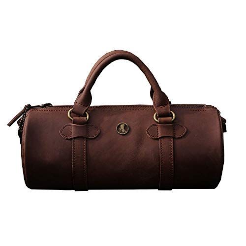 - Super Quality and Cute Vintage Cowhide Baseball Glove Leather Mini Duffel Bag Anti Theft Leather Purse Handbag for Lady's Gift