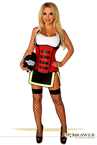 Five Alarm Firegirl Costume