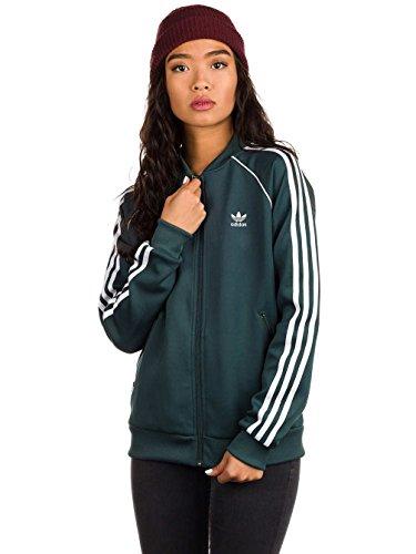 Green Green Women's Dark adidas Sst Tt Sweatshirt xY4IfH1q