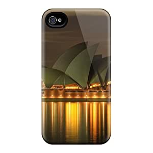 Defender Case With Nice Appearance (australia Sydney) For Iphone 4/4s