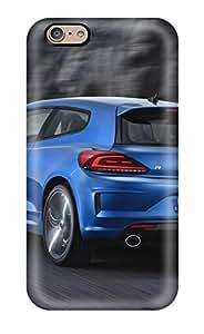 New Volkswagen Scirocco 20 Tpu Case Cover, Anti-scratch QLbyRCA12555nifls Phone Case For Iphone 6