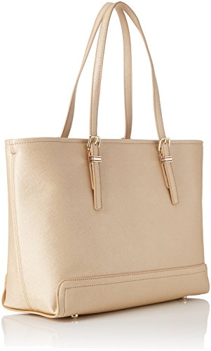 Gold Med Tote Hilfiger Or Cabas Tommy Honey YC0xq