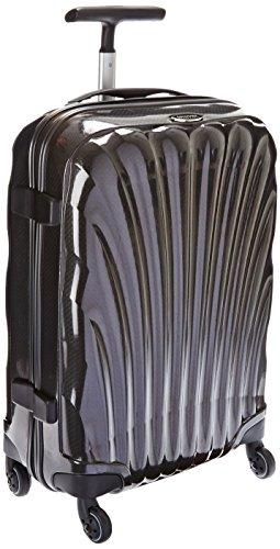 (Samsonite Black Label Cosmolite Spinner 55/20, Black, One Size)