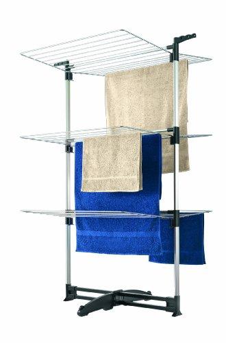 Metaltex USA Inc. Ciclone Vertical Laundry Dryer, 3-Tier