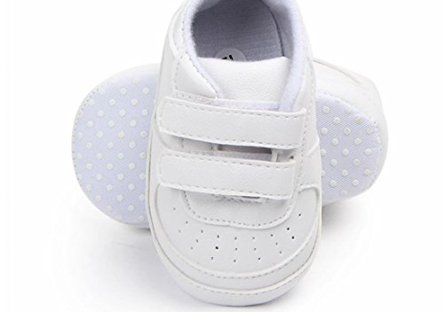 FAJ Fashional Baby Shoes (12-18 Months, White) by Unknown (Image #3)