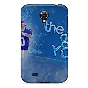 Samsung Galaxy S4 GHl11123XkBv Allow Personal Design HD New York Giants Pattern Excellent Cell-phone Hard Cover -CharlesPoirier