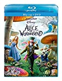 アリス・イン・ワンダーランド ブルーレイ+DVDセット (ファンタジー・アートケース 特典付き) [Blu-ray]