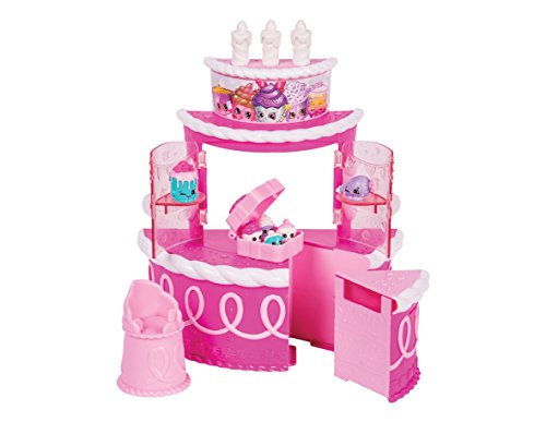 Shopkins Birthday Cake Surprise Playset Amazoncouk Toys Games