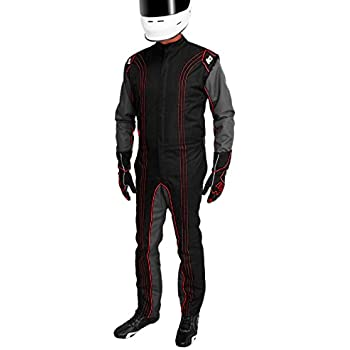 Amazon.com: K1 Race Gear CIK/FIA traje de competición ...