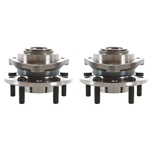 Prime Choice Auto Parts - HB613091PR - Pair 2 Wheel Hub Bearing Assembly - Lhs Front Hubs