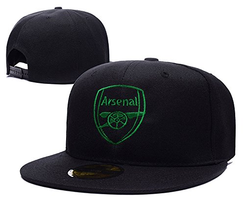 f79cc8db731b16 Arsenal FC Logo Adjustable Snapback Embroidery Hats Caps - Buy Online in  Oman.