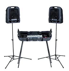 Amazon Com Peavey Escort 3000 Powered Package Sound
