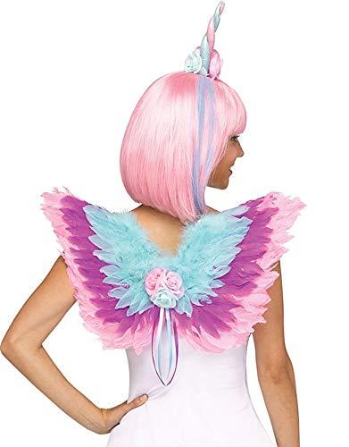 Scary Unicorn Costumes - Womens Sassy Unicorn Wing Costume Kit