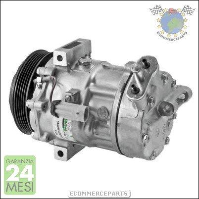 X4 N Compresor Aire Acondicionado SIDAT Opel Vectra C Gasolina 20: Amazon.es: Coche y moto