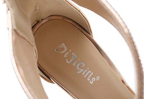Sandalias de Zapatos Mujer Tac para vqrwzn4vx