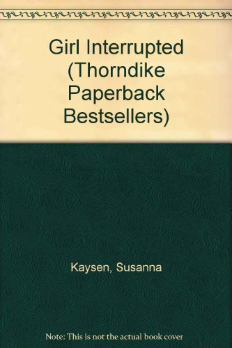 0786225971 - Susanna Kaysen: Girl, Interrupted - Libro
