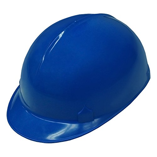 Jackson Safety C10 Bump Cap (14813), Safety Hard Hat for Minor Bumps, Absorbent Brow Pad, 4-Pt. Suspension, Blue, 12 / Case