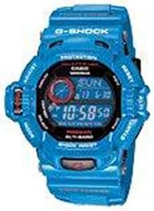 Casio G-Shock Altimeter Barometer Digital Blue Dial Men's watch #G9200BL-2