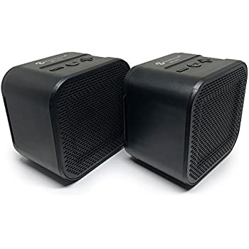 Amazon.com: Bluetooth Speaker Set: True Wireless Twin