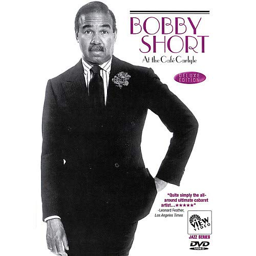 Live/DVD Series: Bobby Short at the Cafe Carlyle (Deluxe Edition) Pack of 2
