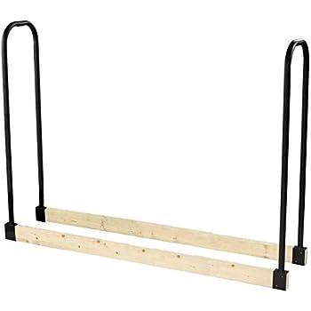 Amazon Com Hopkins 90144 2x4basics Firewood Rack System