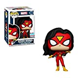 Funko Pop! Marvel: Classic Spider-Woman Bobble Vinyl Figure New York Comic Con 2018 NYCC Exclusive