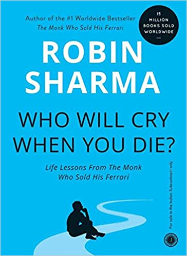 Who Will Cry When You Die Pdf In Tamil
