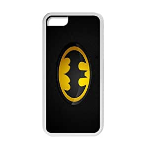 TYHde Batman logo Phone case for iPhone 5/5s ending Kimberly Kurzendoerfer