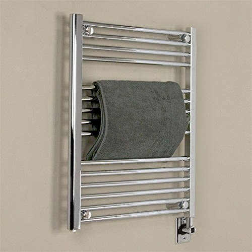Naiture Steel Hardwired Towel Warmer In Chrome Finish By SH