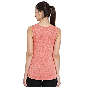 Clovia Women's Top (AT0070P04XL_Red_X-Large)