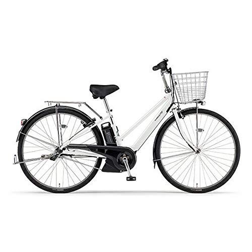ヤマハ パス YAMAHA 電動 自転車 PAS CITY-SP5 27 スノーホワイト PA27CSP5   B07KTM9HY8